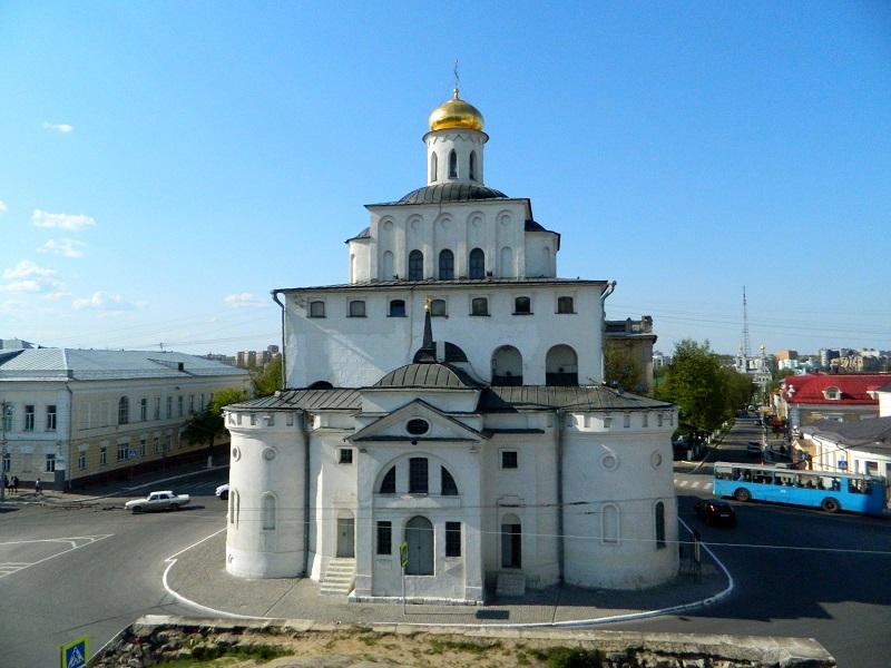 какие события происходили в городе владимир.